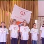 Открытие волонтёрского центра «Дари добро» в Чердаклинском районе