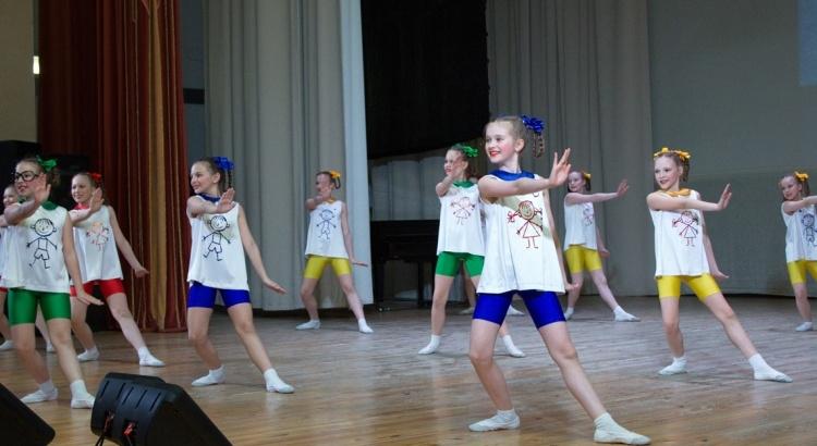общая олимп хореография