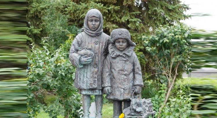 дети войны общая