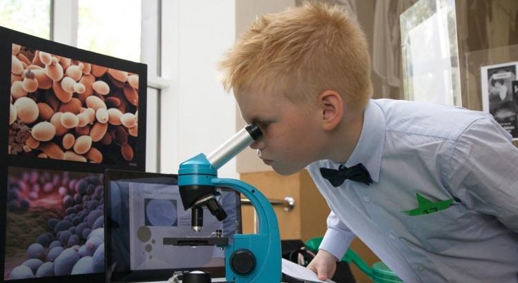 общая микроскоп