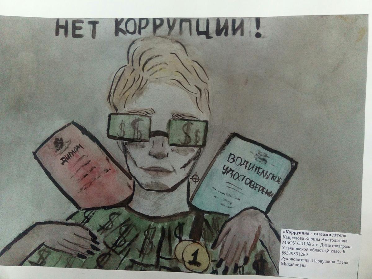 Капралова Карина